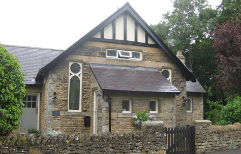 Ruston (Main Street) Primitive Methodist Chapel (North Riding) Yorkshire