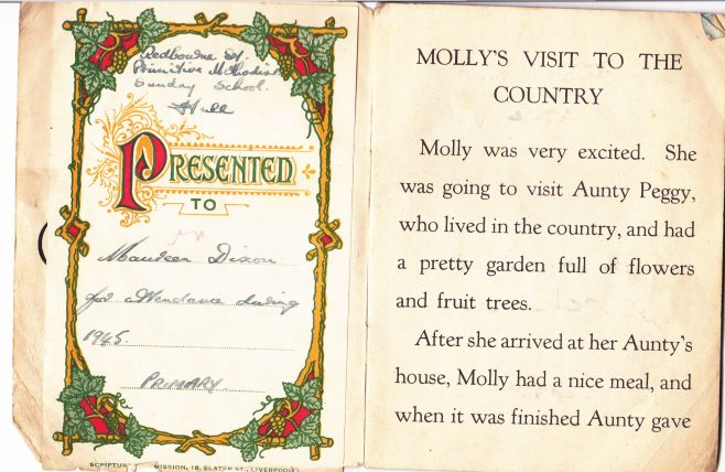 Molly's Visit to the Country