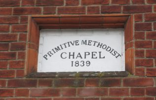 Ipswich; Rope Walk Primitive Methodist Chapel