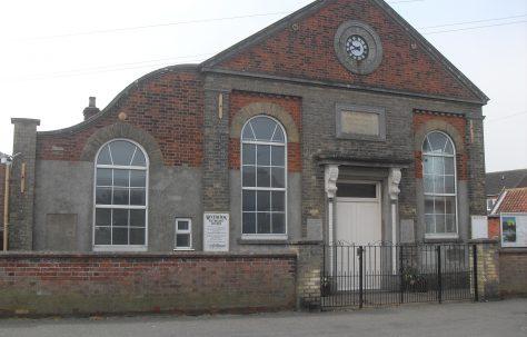 Winterton-on-Sea PM Chapel, Norfolk