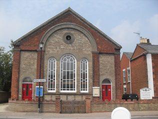 Martham Primitive Methodist Chapel, Norfolk