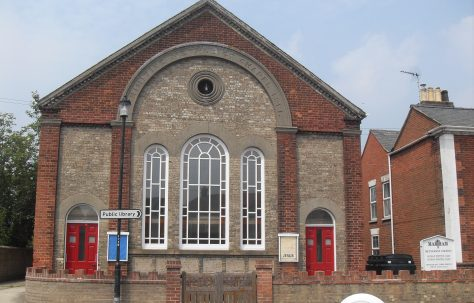 Martham Primitive Methodist Chapel, Norfolk