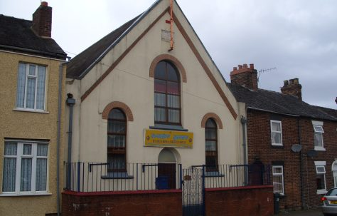 Fenton, Whieldon Road Primitive Methodist Chapel, Stoke-on-Trent