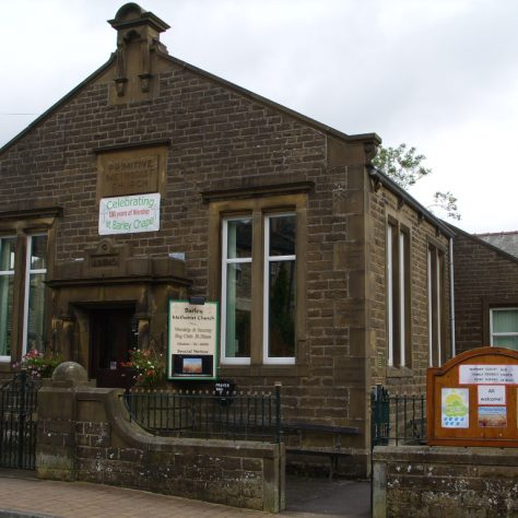 current chapel built 1910 | Peter Green