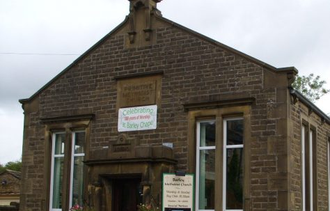 Barley Primitive Methodist Chapel, Lancashire