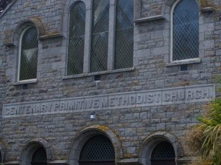 Newlyn Centenary Primitive Methodist Church