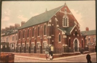 About 1906   postcard belonging to Revd Steven Wild