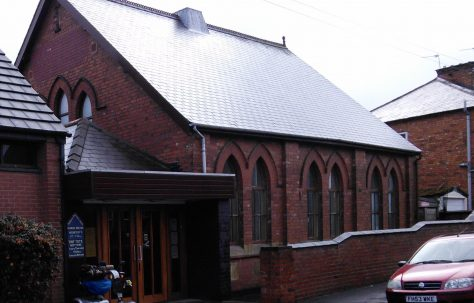 Sandiacre Primitive Methodist chapel