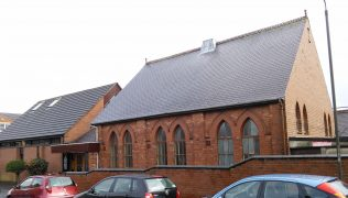 Sandiacre PM chapel; March 2014 | Christopher Hill