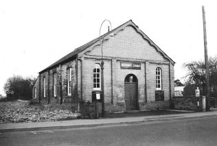 Sawston Primitive Methodist Chapel, Cambridgeshire