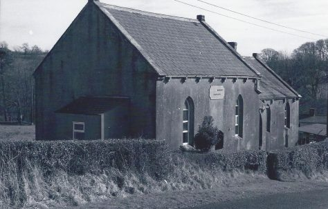 Calees Primitive Methodist Chapel, The Banks, Brampton