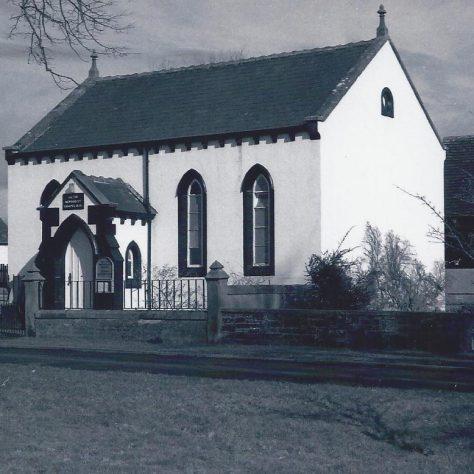 Walton PM Chapel shortly before its closure a few years ago   Iain Parsons
