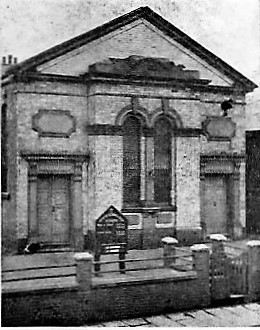 Photo No.1 The 1862 chapel | Kind permission of Janet Field