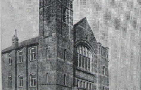 Scarborough Seamer Road Primitive Methodist chapel