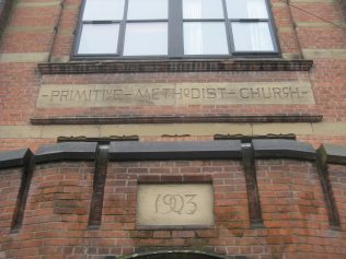 Scarborough Seamer Road Primitive Methodist chapel | Photo taken in July 2017 by E & R Pearce