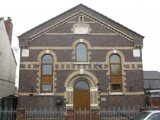 Scot Hay (Hill Top) Primitive Methodist Chapel Leycett Road Staffordshire