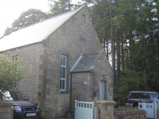 Scremerston; The Primitive Methodist Brown Memorial Chapel, Northumberland