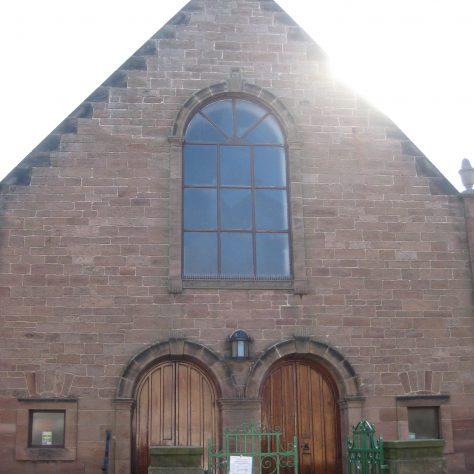 Seahouses Primitive Methodist Church | Elaine and Richard Pearce September 2013