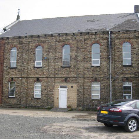 Seaton Delaval (Central) Primitive Methodist Church Northumberland