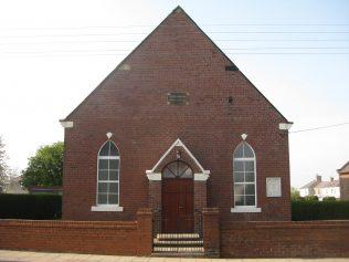 Seghill (Station Road) Primitive Methodist Church Northumberland