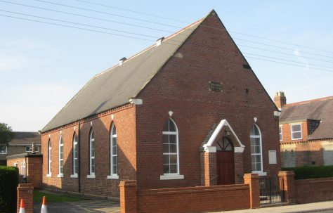 Seghill (Station Road) Primitive Methodist Church Northumberland