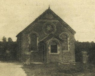Shaw Primitive Methodist chapel | Handbook of the Brinkworth and Swindon Centenary District Synod
