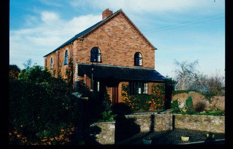 Upper Shenmore: Zion Primitive Methodist Chapel, Madley