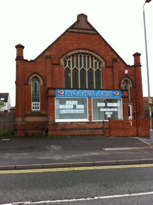 Shepshed Primitive Methodist chapel April 2014 | Christopher Hill