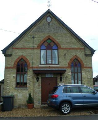 Shillington Primitive Methodist Chapel