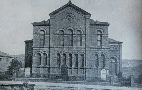 Shipley Primitive Methodist chapel