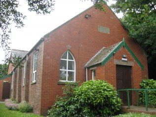 Shirdley Hill (Renacres Road) Primitive Methodist Chapel Lancashire