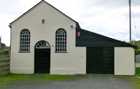 Shirl Heath Primitive Methodist Chapel