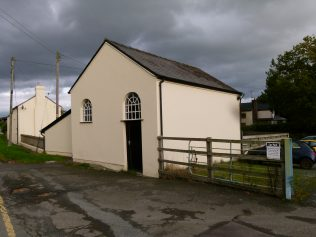 Shirl Heath Primitive Methodist Chapel, rear elevation | R Beck