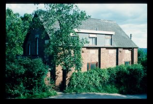 Chapel in 1991 showing conversion to dwelling before that date. | David Hill