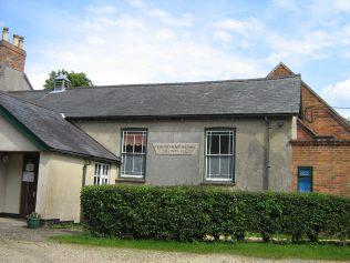 Silchester Primitive Methodist chapel