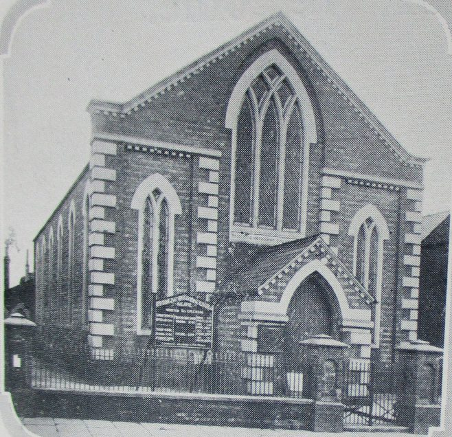 Sileby Primitive Methodist chapel | Handbook of the Primitive Methodist Conference 1927; Englesea Brook Museum