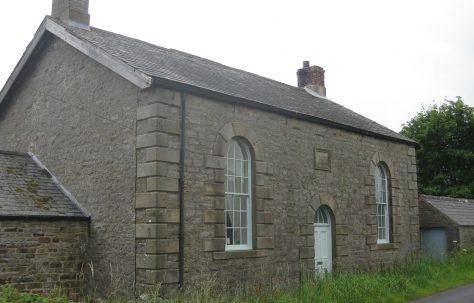 Sinderhope (Jubilee) Primitive Methodist Chapel Allendale Northumberland
