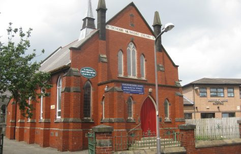 Skelmersdale (Digmoor, Daniels Lane) Primitive Methodist Chapel Lancashire