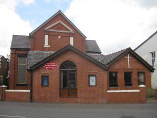 Skelmersdale (High Street) Primitive Methodist Chapel Lancashire
