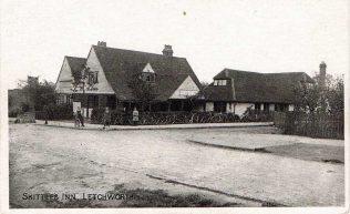 The Skittles Inn ... | Letchworth Garden City Society