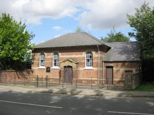 Sledmere Primitive Methodist Chapel East Yorkshire