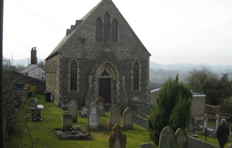 Snailbeach P M Chapel Shropshire.