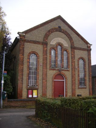 Soham and Soham Fen Primitive Methodist Chapels