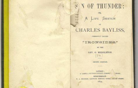 Bayliss, Charles (1793-1873)