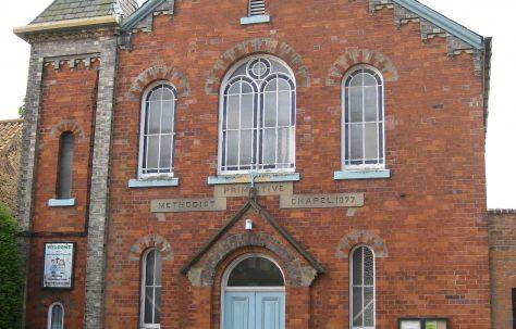 South Cave Primitive Methodist Chapel, East Yorkshire