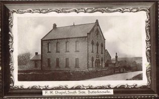 Butterknowle Primitive Methodist chapel, South Side | Steven Wild