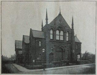 Southfield Primitive Methodist chapel | Handbook of the Primitive Methodist Conference 1898; Englesea Brook Museum