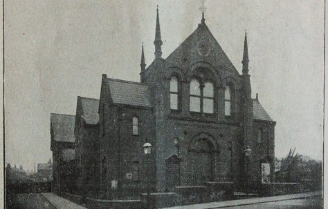 Leeds Southfield Primitive Methodist Chapel