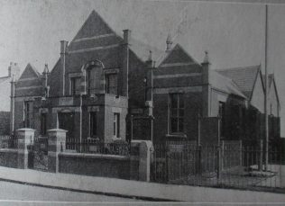 Southport Banks Primitive Methodist chapel | Handbook of the Primitive Methodist Conference 1928; Englesea Brook Museum