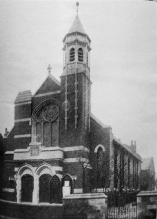 Cemetery Road Primitive Methodist chapel, Southport | Handbook of the 90th Annual Primitive Methodist Conference held in Southport in 1909